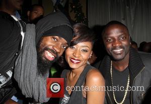 Jamaal Pollard, Mali Music, Sonyae Elise and Akon