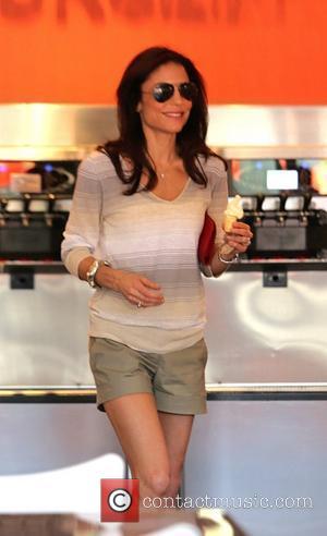 Bethenny Frankel  seen at Yogurt Stop in West Hollywood Los Angeles, California - 23.05.12