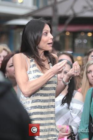 Bethenny Frankel Suffers Wardrobe Malfunction On 'Anderson'