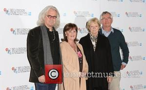 Billy Connolly, Pauline Collins, Maggie Smith and Tom Courtney