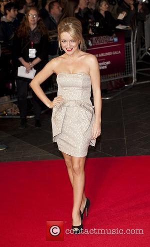 Sheridan Smith 56th BFI London Film Festival: Quartet - American Airlines gala held at the Odeon Leicester Square - Arrivals....