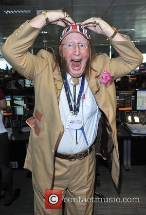 How Much Will It Take To Take To Shut John McCririck Up? £3 Million Apparently