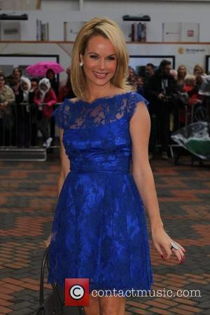 Amanda Holden Gave Birth 3 Weeks Ago: And Looks Like This