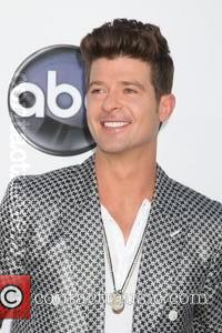 Duets Star Robin Thicke Looking For His Big Break