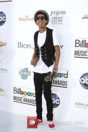 Wiz Khalifa 2012 Billboard Music Awards, held at MGM Grand Garden Arena - Arrivals Las Vegas, Nevada - 20.05.12