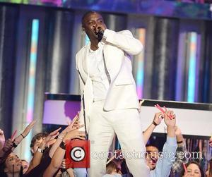 Akon Billboard Latin Music Awards 2012 held at the Bank United Center - Show Miami, Florida - 26.04.12
