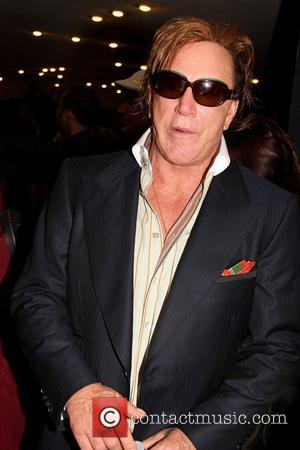 Mickey Rourke Toured Gay Bars With Gareth Thomas