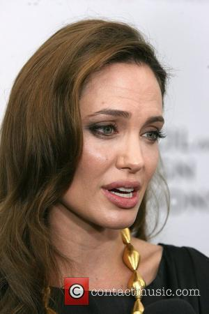 Angelina Jolie  Premiere of 'In the Land of Blood and Honey' at the School of Visual Arts - Arrivals...
