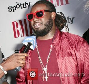 T-Pain  The 12th Annual BMI Urban Awards at the Saban Theatre  Beverly Hills, California - 07.09.12