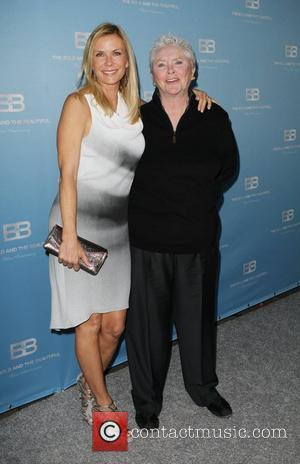 Katherine Kelly Lang, Susan Flannery 25th Silver Anniversary Party For CBS' The Bold and the Beautiful held at Hill Street...
