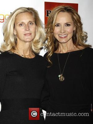 Chely Wright Taking Part In Charity Walk