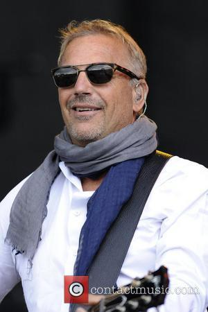 Kevin Costner   performs at the 1st Annual 'Boots and Hearts Music Festival'.  Bowmanville, Canada - 10.08.12