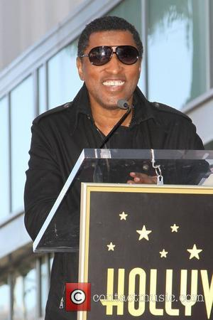 Kenny Babyface Edmonds The Group 'Boyz II Men' are honored with the year's first star on the Hollywood Walk of...