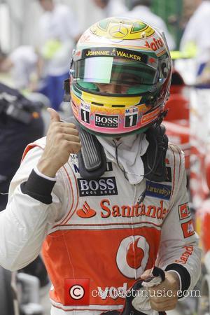 Lewis HAMILTON, GB, UK, Team McLaren-Merced1 -  es F1 F1 Grand Prix in BRAZIL, Interlagos, Sao Paulo, Brazil -...