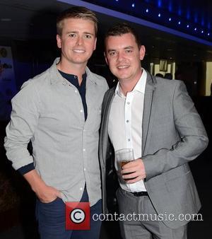 Danny O'carroll and Brian Ormond