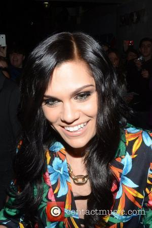 Jessie J The Brit Awards 2012 Nominations held at the Savoy - Arrivals London, England - 12.01.12