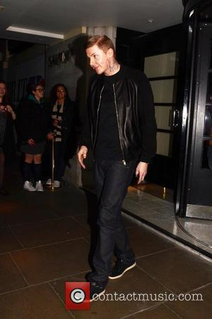 Professor Green Finds Counsellor In Chris Martin