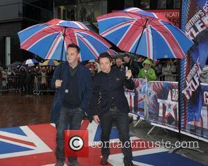 Ant Mcpartlin, Ant And Dec, Declan Donnelly and The Lowry