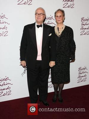 Manolo Blahnik and The British Fashion Awards