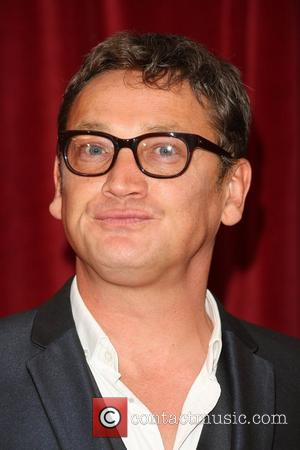 Sid Owen The British Soap Awards 2012 held at the London TV Centre - Arrivals London, England - 28.04.12