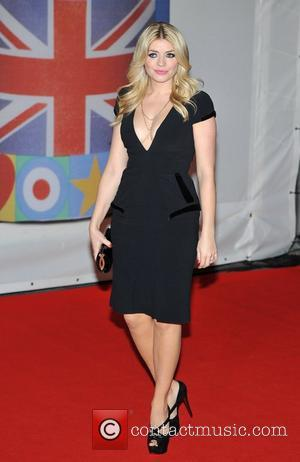 Holly Willoughby and Brit Awards