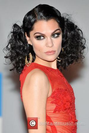 Jessie J The BRIT Awards 2012 at the O2 Arena - Arrivals London, England - 21.02.12
