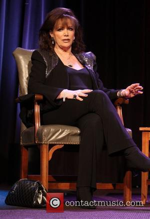 Jackie Collins Shares Cooking Tips Online