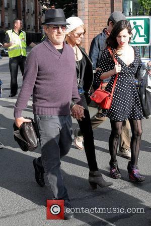 Steven Spielberg Bruce Springsteen performs at The RDS  Dublin, Ireland - 17.07.12.