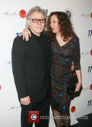 Harvey Keitel and Daphna Kastner  An Evening To Raise Awareness and Celebrate Cambodian Children's Fund at Tribeca Rooftop...