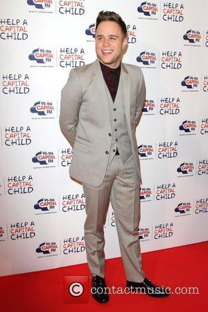 Olly Murs: My Ideal Man Is George Clooney, Or David Beckham
