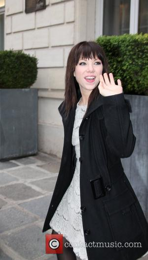 Carly Rae Jepsen  spotted leaving her hotel Paris, France - 27.04.12