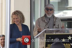Carole King Lands Hollywood Star