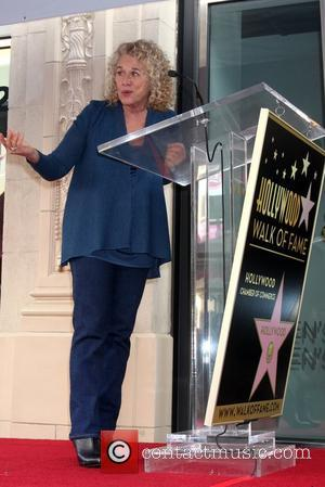 Carole King's Big Week - Library of Congress's Gershwin Prize for Popular Song And White House Performance