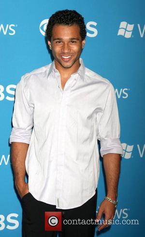 Corbin Bleu,  at the CBS 2012 Fall Premiere Party at Greystone Manor - Arrivals Los Angeles, California - 18.09.12