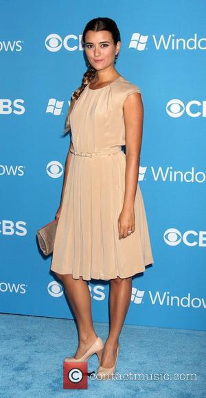 Cote de Pablo,  at the CBS 2012 Fall Premiere Party at Greystone Manor - Arrivals Los Angeles, California -...