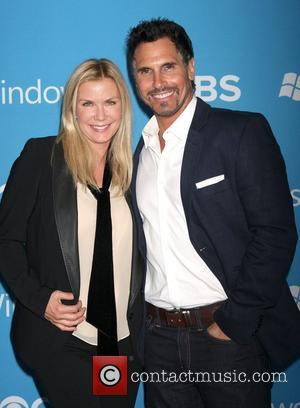 Katherine Kelly Lang, Don Diamont,  at the CBS 2012 Fall Premiere Party at Greystone Manor - Arrivals Los Angeles,...