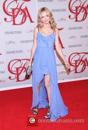 Heather Graham  2012 CFDA Fashion Awards held at Alice Tully Hall  New York City, USA - 04.06.12