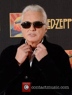 Led Zeppelin Guitarist Jimmy Page Honored With Doctoral Degree By Berklee College