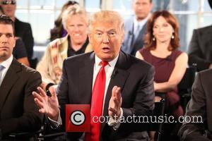 Donald Trump NBC's 'Celebrity Apprentice: All-Stars' cast announced at Jack Studios New York City, USA - 12.10.12
