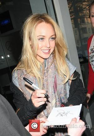 Jorgie Porter Looking To Crack Hollywood After 'Dancing' Defeat