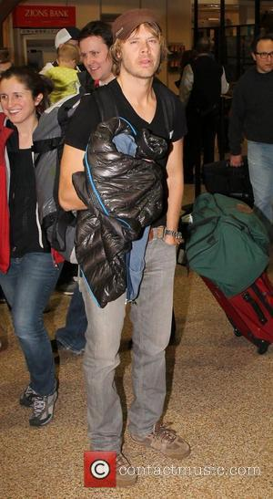 Eric Christian Olsen Celebrities arrive at Salt Lake City International Airport for The Sundance Film Festival 2012 Salt Lake City,...