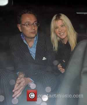 Tara Reid out and about in Chelsea with a male companion. London, England - 17.10.12
