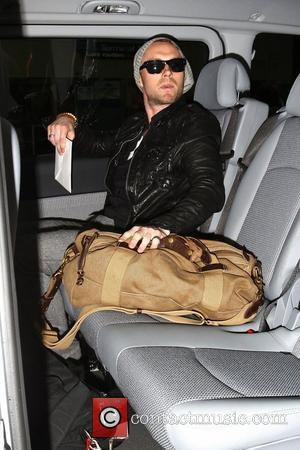 Ronan Keating Celebrities at Nice Airport during the 65th Cannes Film Festival  Nice, France - 21.05.12