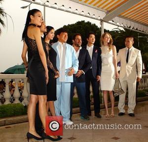 Laura Weissbecker, Jackie Chan, Brett Ratner, Yao Xingtong, Zhang Nan Xin, Kwone Sang Woo, Liao Fan and Steve Yoo...