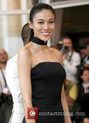 Yao Xingtong 'Chinese Zodiac' photocall during the 65th Cannes Film Festival  Cannes, France - 18.05.12