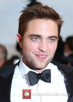 Robert Pattinson Is With 'The Band'