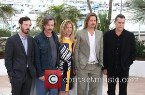 Scoot Mcnairy, Andrew Dominik, Ben Mendelsohn, Brad Pitt and Ray Liotta