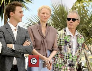 Edward Norton,Tilda Swinton, Bill Murray,  'Moonrise Kingdom' photocall - during the 65th Cannes Film Festival  Cannes, France -...