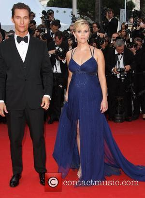 Pregnant Reese Witherspoon Steals The Show At Cannes