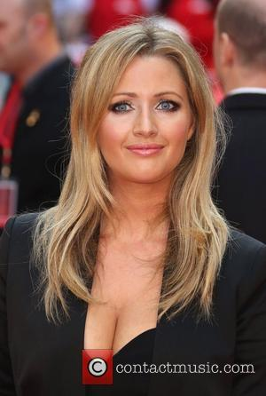 Hayley McQueen Chariots of Fire premiere held at the Empire Leicester Square - Arrivals London, England - 09.07.12